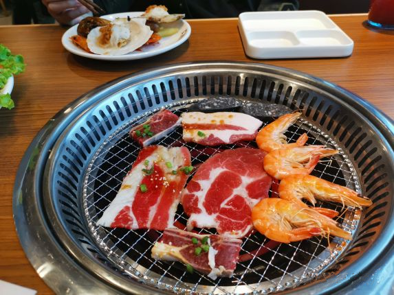 Korean Style Electric Bbq Grill