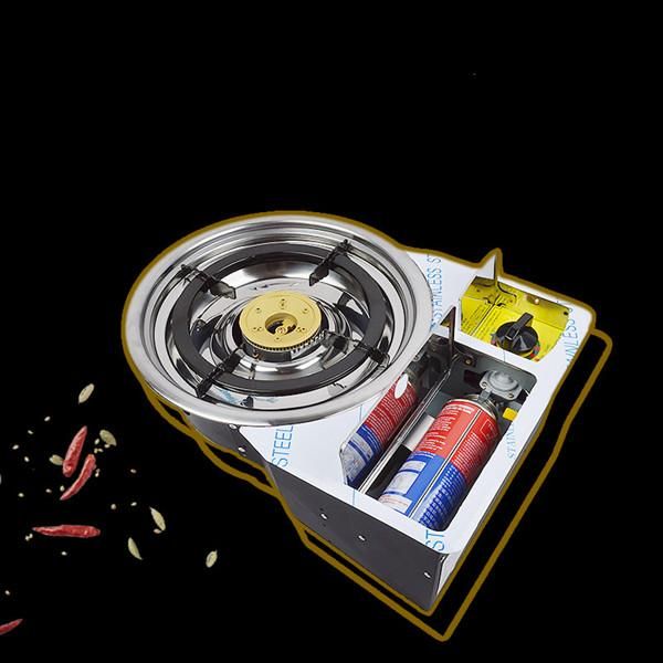 Butane Gas Korean Bbq Stove